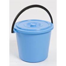 15Lt Virgin Colour Bucket Lid