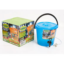Water Heating Buckets BUCKHEAT