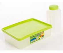 Jumbo Lunch Box and Bottle