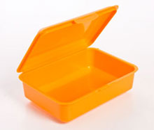Hinged Lunch Box