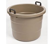 65lt Tub With Plastic Handles
