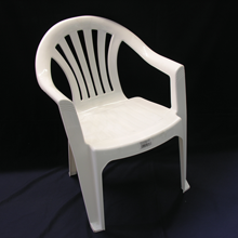Ribbed Garden Chair 5
