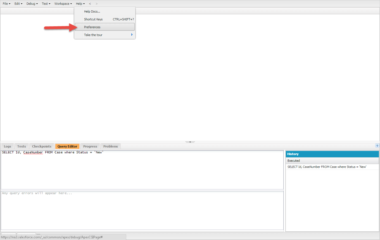 SOQL Query Plan Tool - Salesforce Dev/Admin Topics