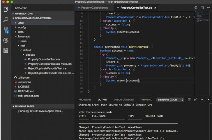 NIght night Force com IDE Beta 2 - Salesforce Dev/Admin
