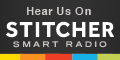 Listen to us on Stitcher
