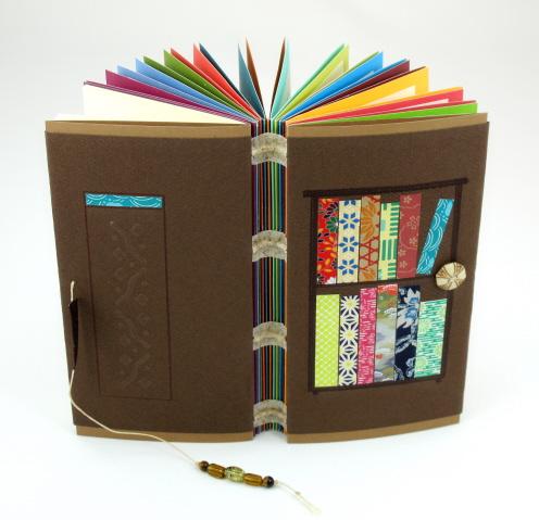 Sharp handmade books sharon a sharp artist 39 s books for Creative ways to make a book for a project