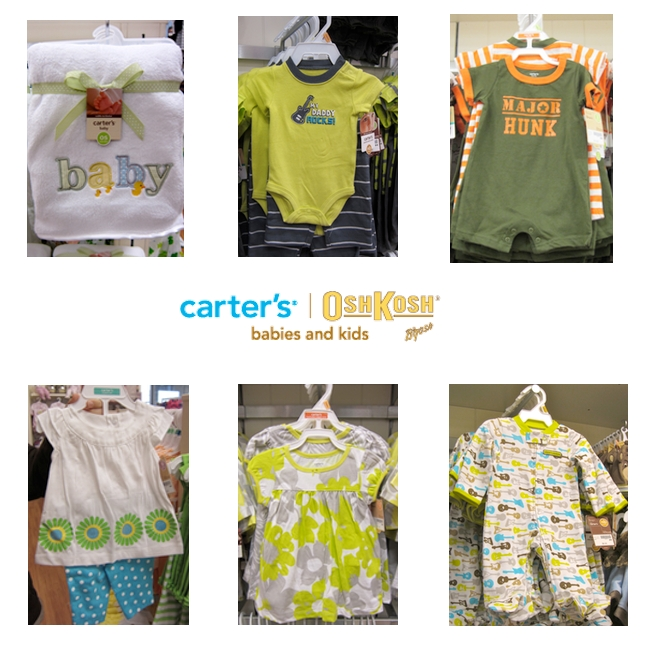 Carters Oshkosh Comes To Edmonton City And Baby What To Do In