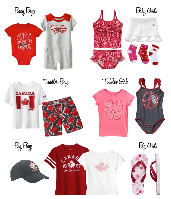 Children's clothing stores in canada