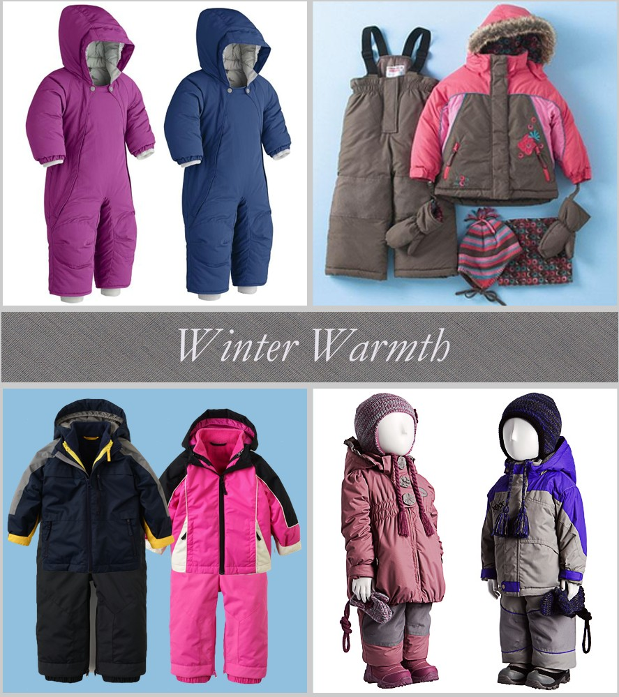 c49d7f3ab Small Snowsuits | Time to Get Bundled Up for Winter - City and Baby ...