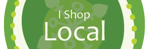 I Shop Local Green