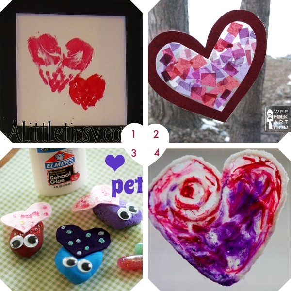 Valentine Day Crafts for Kids for Babies