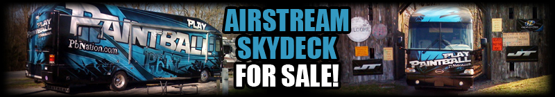 Airstream Skydeck  - SOLD - Thank You