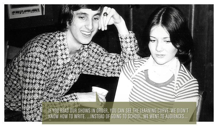 billy van zandt and jane milmore