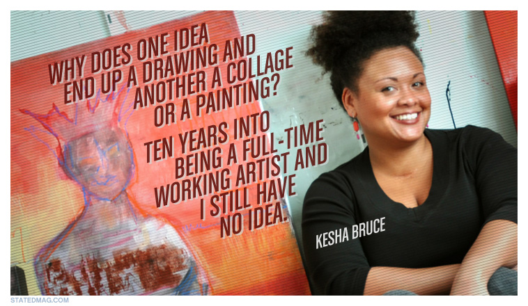 Kesha Bruce of Baang and Burne Contemporary