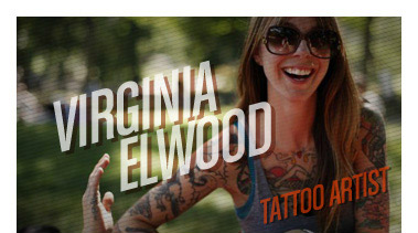 Virginia Elwood | Tattoo Artist | Stated Magazine Interview