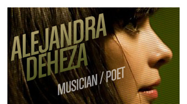 Alejandra Deheza | Musician/Poet | Stated Magazine Interview
