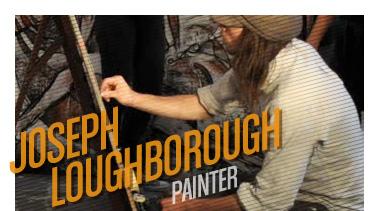 Joseph Loughborough | Painter | Stated Magazine Interview