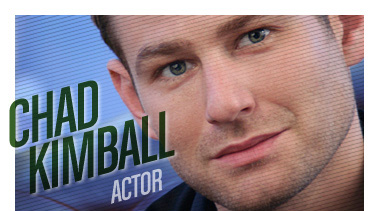 Chad Kimball | Broadway Actor | Stated Magazine Interview
