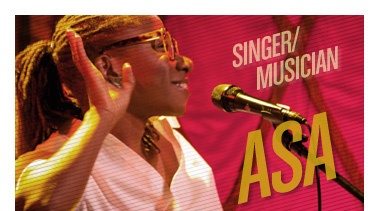 Asa | Singer/Musician | Stated Magazine Video