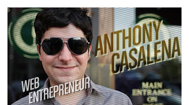 Anthony Casalena | Web Entrepreneur | Stated Magazine Profile