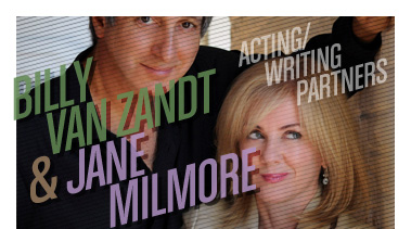 Billy Van Zandt & Jane Milmore | Acting/Writing Partnersr | Stated Magazine Interview