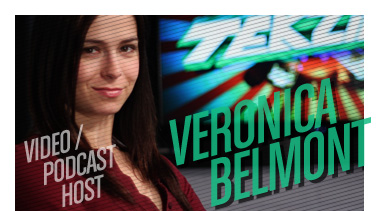 Veronica Belmont | Video/Podcast Host | Stated Magazine Interview