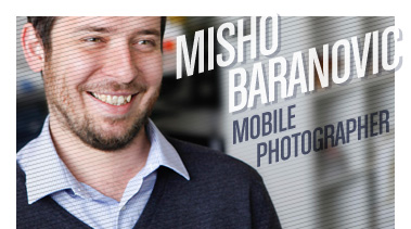 Misho Baranovic | Mobile Photographer | Stated Magazine Interview