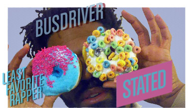 Busdriver | Hip Hop Artist | Stated Magazine Interview