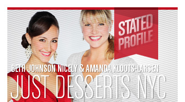 Just Desserts NYC | Blogger/Actresses | Stated Magazine Profile