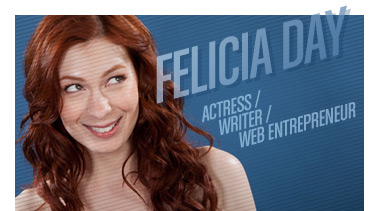 Felicia Day | Actress / Writer / Web Entrepreneur | Stated Magazine Interview