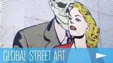 Street Art Touts