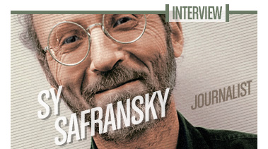 Sy Safransky | Journalist | Stated Magazine Interview