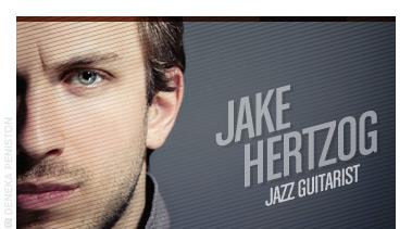 Jake Hertzog | Jazz Guitarist - Stated Magazine Profile