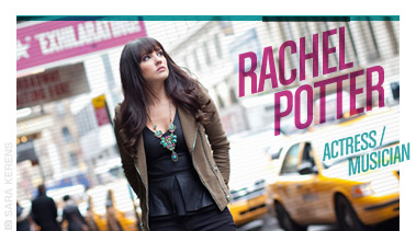 Rachel Potter| Actress / Musician - Stated Magazine Interview