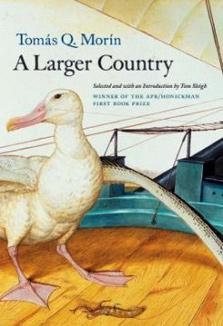 A Larger Country - Tomas Q. Morin