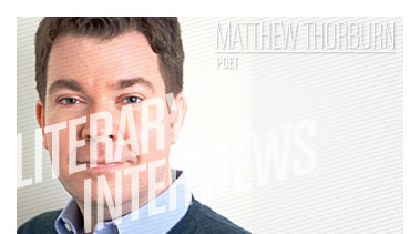Matthew Thorburn | Poet - Stated Magazine Interview