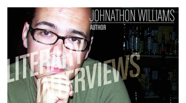 Johnathon Williams | Author - Stated Magazine Interview