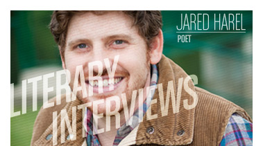 Jared Harel | Poet - Stated Magazine Interview