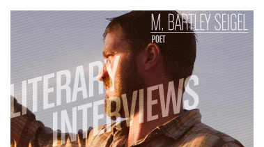 M. Bartley Seigel - Stated Magazine Interview