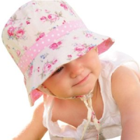 Millymook Vintage Reversible Sun Hat