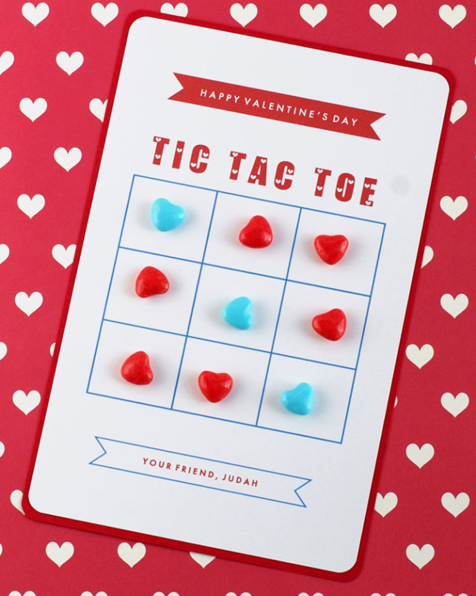 photograph regarding Valentine Tic Tac Toe Printable titled mice paige weblogs: Printable Tic Tac TOE Valentines