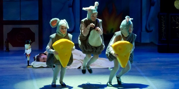 Small Mice from The Nutcracker