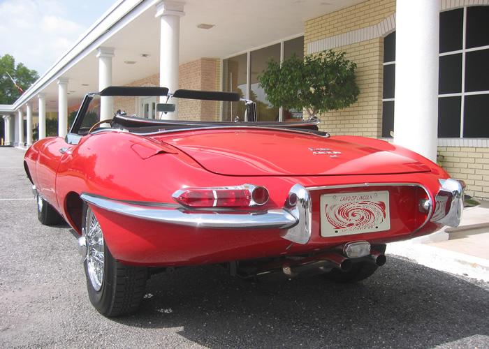 Quattro Fino Cars 1966 Jaguar E Type Series 1 Roadster