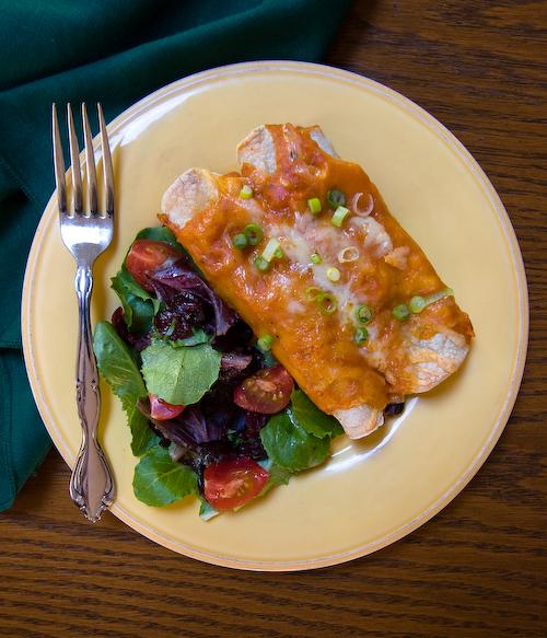 ... Wisdom living - Word of Wisdom Living - beth's vegetarian enchiladas