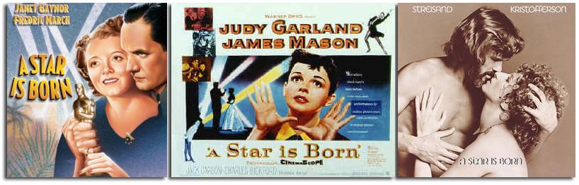 Blog for A star is born salon