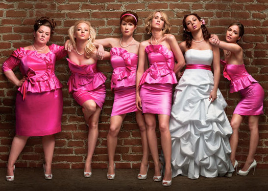 yes no maybe so bridesmaids   blog   the film experience