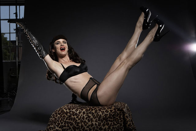 image Gretchen mol the notorious betty page