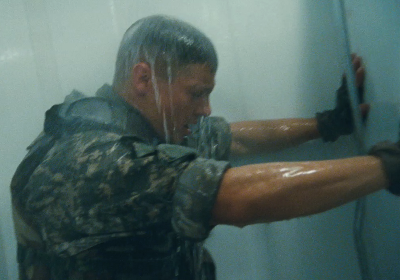 April Showers The Hurt Locker Blog The Film Experience