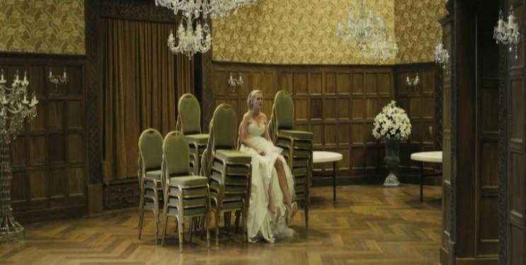 Kirsten dunst melancholia 2011 - 1 part 10