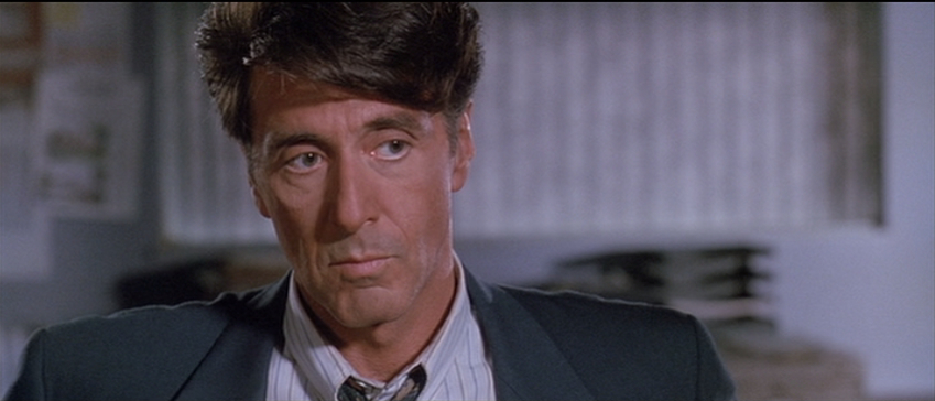 Al Pacino's nomination was the only Oscar attention for the film